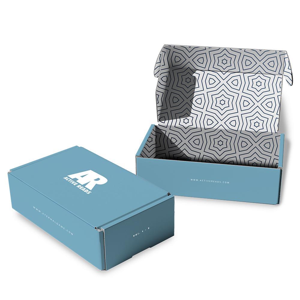 Literature Mailer Boxes