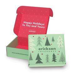 custom holiday boxes