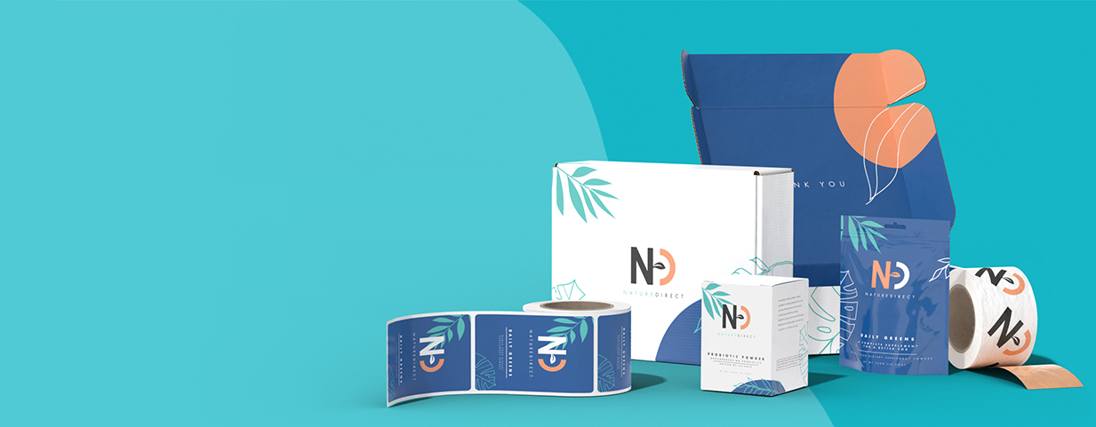 Custom Boxes & Personalized Packaging Your Brand Deserves