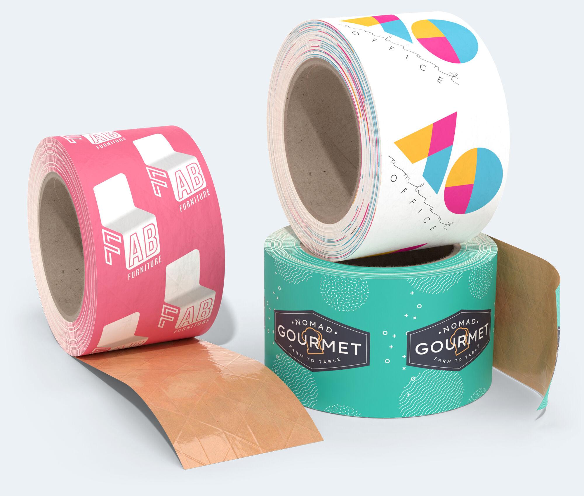 Packaging Tape Printing